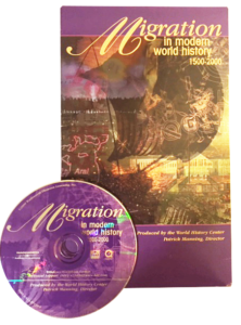 CD Rom cover: Migration in modern history 1500–2000